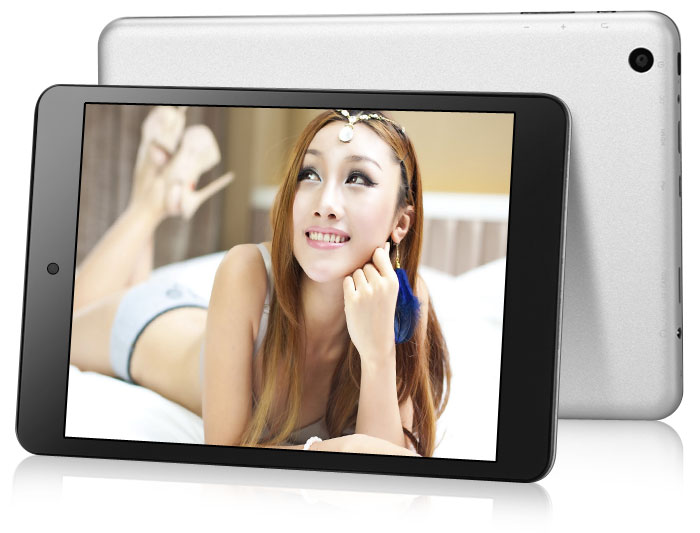 ICOO ICOU Fatty 1 7.9 inch Tablet PC with Android 4.2 All Winner A20 Dual Core 1GHz 8GB Dual Cameras