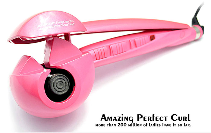 Ceramic Automatic Hair Curler Professional Magic Hair Roller