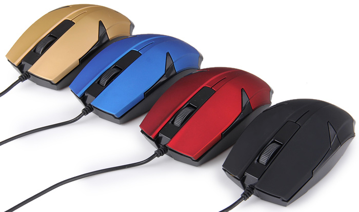 JITE 5066 3D High Quality Gaming Wired Optical Mouse for Desktops / Laptops