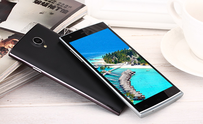 5.5 inch LKD L8 Android 4.4 3G Phablet with MTK6592M 1.4GHz Octa Core 1GB RAM 16GB ROM WiFi GPS QHD IPS Screen