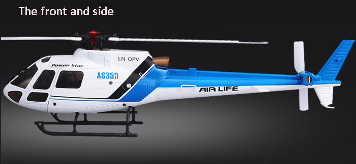 WLtoys V931 2.4GHz 6 Channel Micro Helicopter 6 / 3 Axis Gyro RC Mini Aircraft No-aileron 3D / 6G Power Star X1