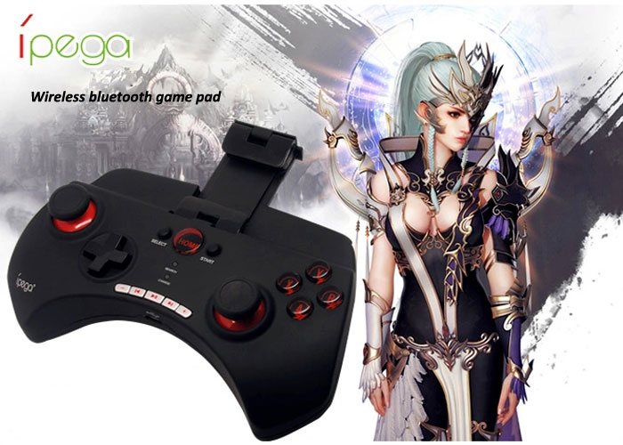 IPEGA PG 9025 Wireless Bluetooth Multimedia Game Controller with Telescopic Stand