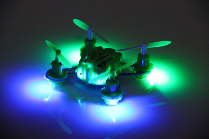 CX MODEL CX033 Nano 4CH 6 Axis Gyro 2.4GHZ Wireless RC Quadcopter with Lights