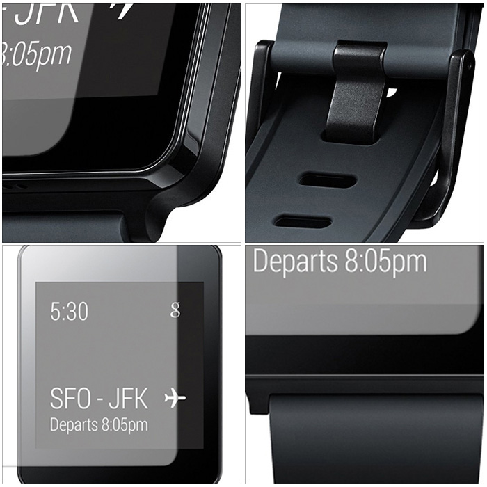 High Quality 0.2mm 9H Hardness Smart Watch Real Tempered Glass Screen Protector for LG G Watch