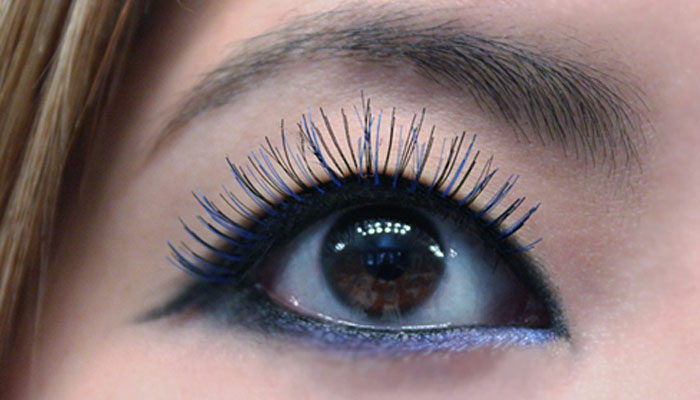 New Arrival Hand-made Super Exquisite 5 Pairs of Fake Eyelashes for Ladies - Number 281