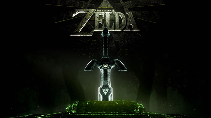 Popular Anime Game The Legend of Zelda Necklace Pendants Collection Gothic Jewelry