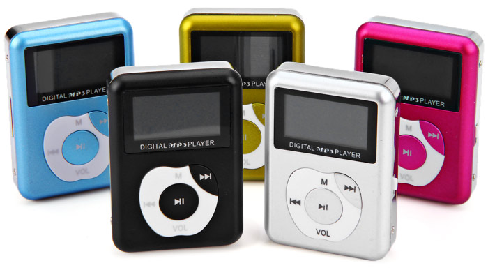 portable apple shaped small digital mp3 player support tf card expansion online shopping. Black Bedroom Furniture Sets. Home Design Ideas