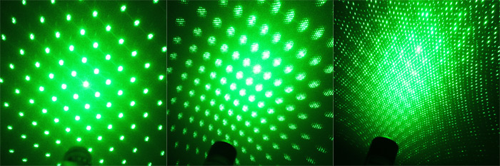 SDLaser 303 5mw 532nm Zoomable 18650 Green Starry Laser Pointer Pen Presentation Pointer