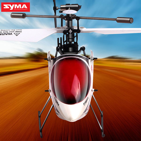 SYMA F3 Helicopter Tail Decoration F3-02 Helicopter Accessories Spare Parts