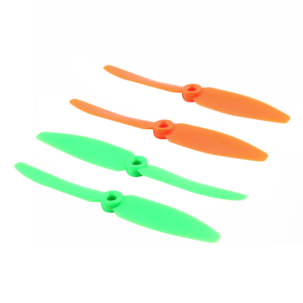 8Pcs Gemfan GF 2 Leafs Blade Propeller 5030 5 x 3 CW CCW for Quadcopter Spare Parts