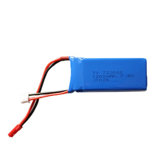 Wltoys Q212G V666 V666N V353 V353N Spare Parts V666 - 09 7.4V 1200mAh LiPo Battery RC Quadcopter Supplies