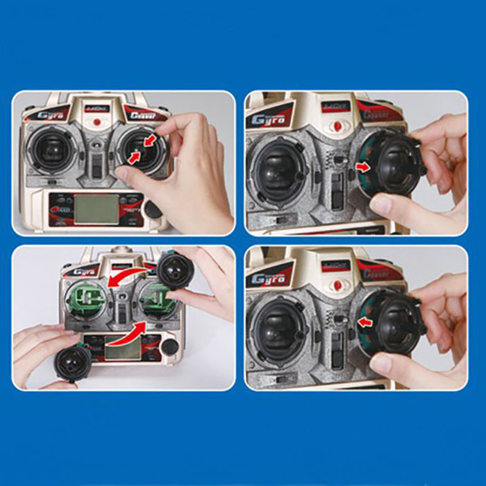 JJRC H12C 6 Axis Headless Mode 2.4G 4CH RC Quadcopter 360 Degree Rollover UFO with 5.0MP HD Camera