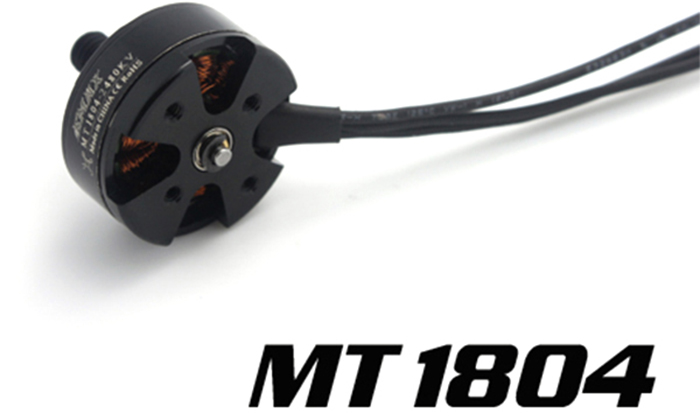 EMAX MT Series MT1804 2480KV Brushless No - Brush CCW Motor for Multi-rotor Quadcopter
