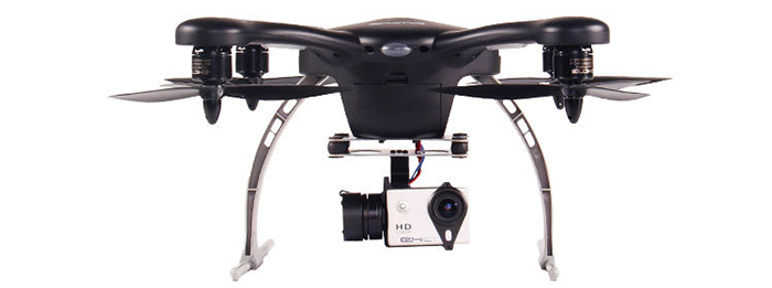 Ehang Ghost Spare Parts Gimbal for Ehang Sports Camera / GOPRO Series etc.