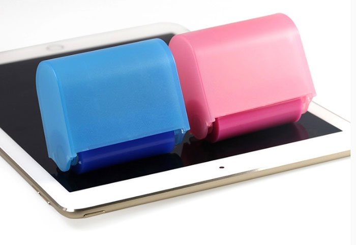 Silicone Roller Phone Screen Clean