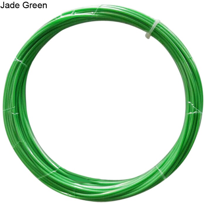 1.75mm Jade Green ABS Filament Consumable 3D Printer Supplies - 10M