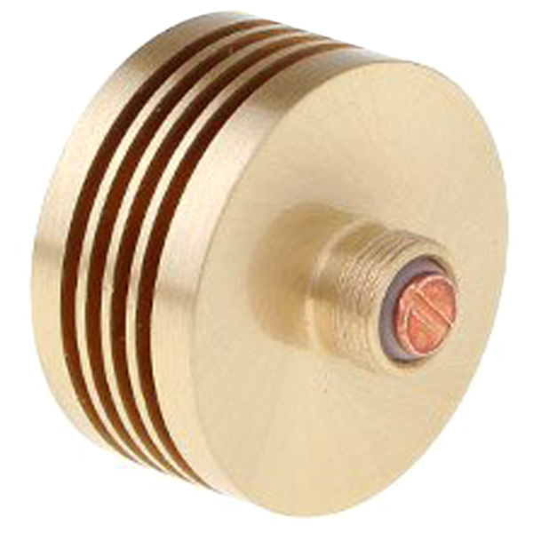 Kepler Finned Heat Sink for Atomizers - 510 Thread
