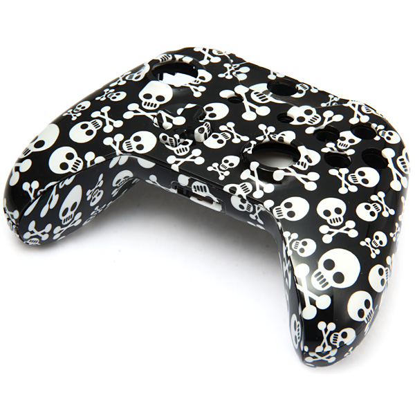Scrawl Grid Style Cover Case for XBOX ONE Wireless Joypad Game Controller
