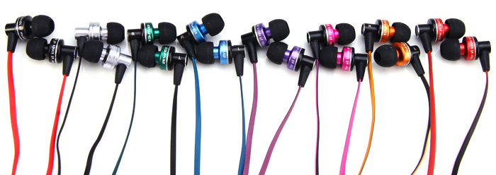 Awei ES - 90vi 1.2m Cable In-ear Earphone with Mic Volume Control for iPhone 6 / 6 Plus iPhone 5 iPad iPod