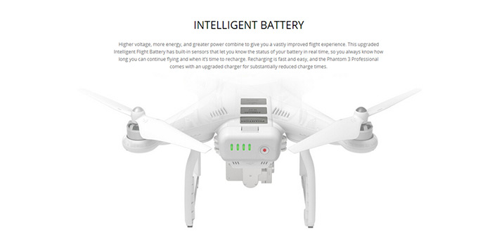 DJI Phantom 3 Advanced FPV RC Quadcopter with 1.2MP Camera
