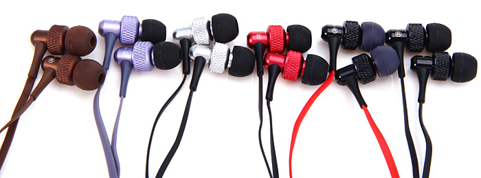 Awei ES - 400i Noise Isolation In-ear Earphone with 1.25m Cable Mic for Smartphone Tablet PC
