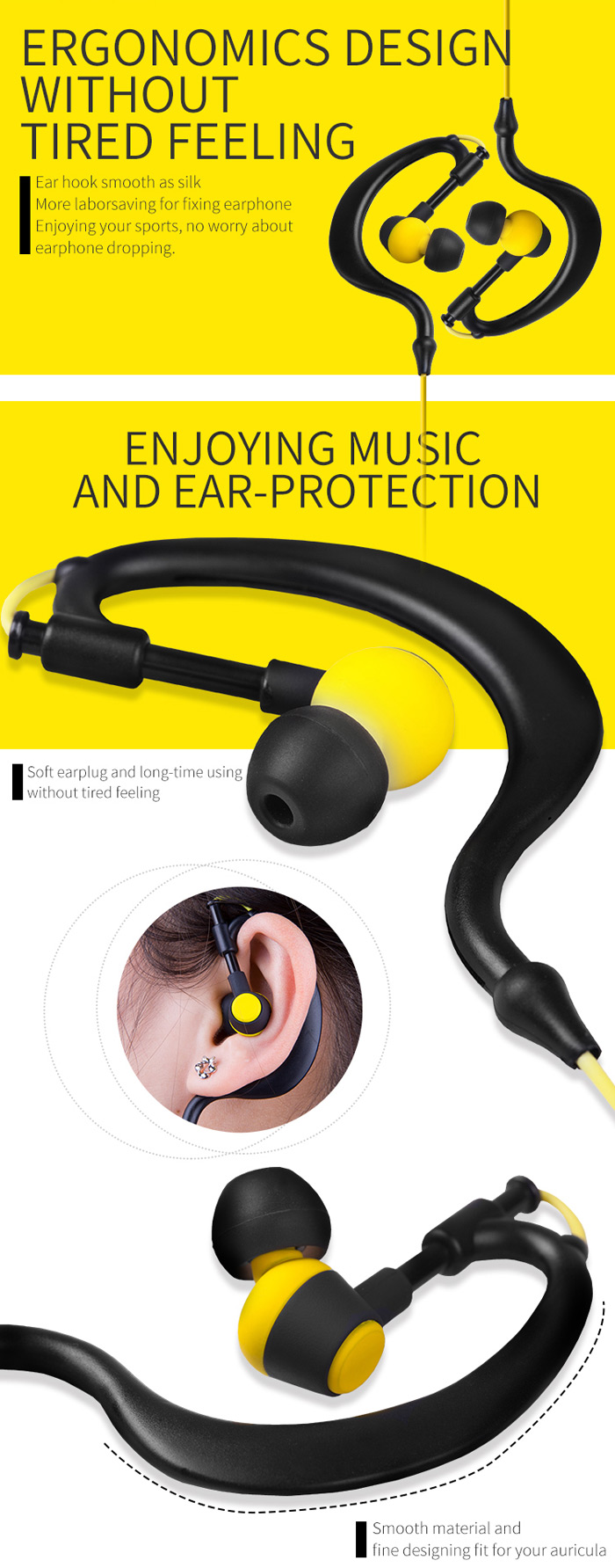 Syllable D700 Bluetooth V4.1 Wireless Sports Earphone Multipoint Connection for Smartphone Tablet PC