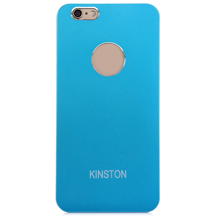 KINSTON Practical Aluminium Alloy Protective Back Cover Case of Frosted Design for iPhone 6 - 4.7 inch