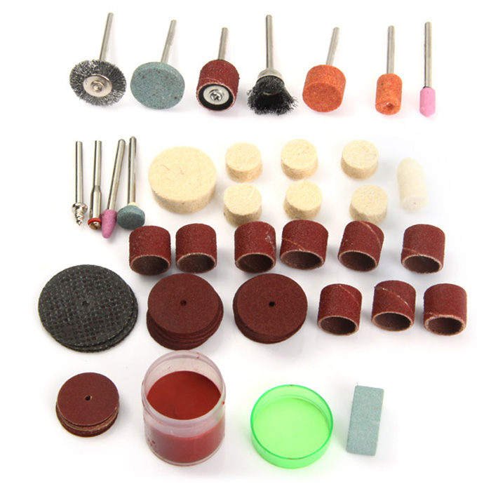 WLXY 105PCS Electric Grinding Accessories Kit