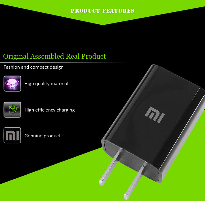 Xiaomi Durable 5V 1A Power Adapter