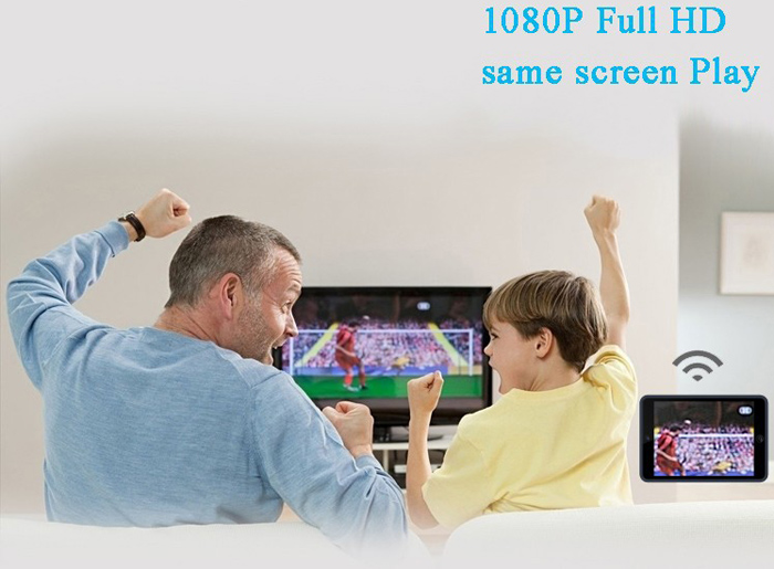 M806V Professional Miracast Dongle TV Stick WiFi Display Receiver RK2928 256MB 128MB for Mobile Tablet PC