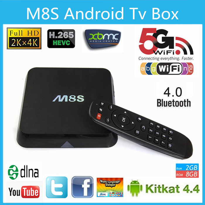 how to fix m8s android box