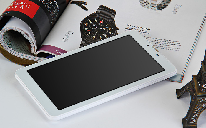 Sosoon X700 7 inch Android 5.0 4G Phablet with WSVGA Screen MTK8735 Quad Core 1.3GHz 1GB RAM 8GB ROM WiFi GPS