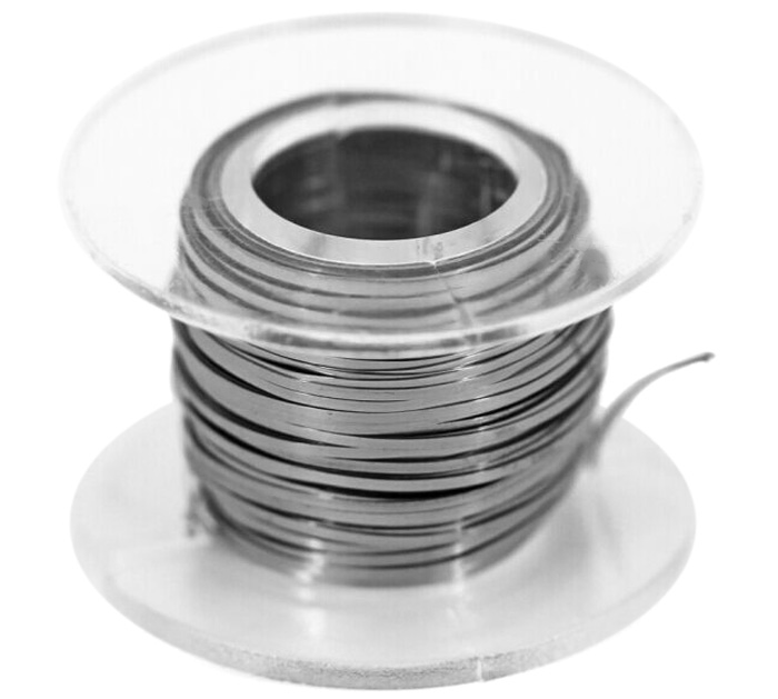 Original Youde Kanthal Ribbon Wire 0.1 x 0.5mm 10m / Roll