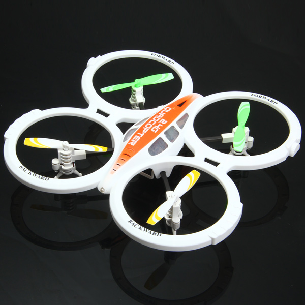 Feiyu FY888 - 2 6 Axis Gyro 2.4GHz 4CH RC Quadcopter 360 Degree Rollover Function