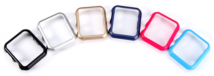 PC Material Protective Cover Case for Apple Watch 38mm