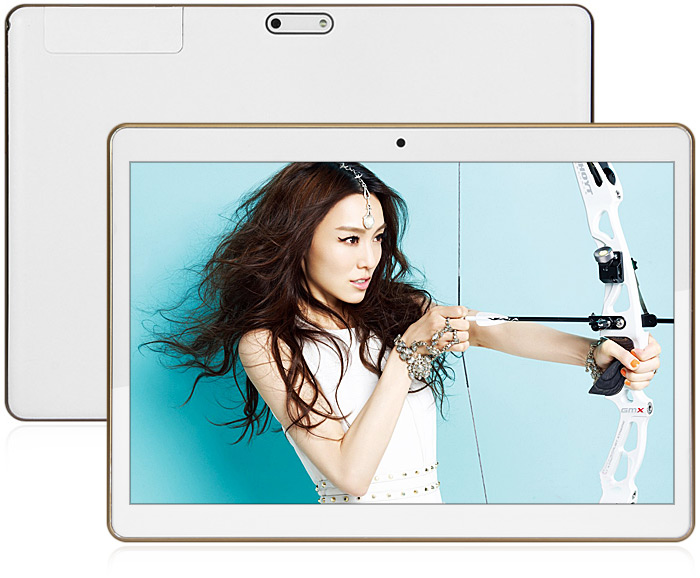 S962 9.7 inch Android 5.1 3G Phablet MTK6580 Quad Core 1.3GHz WXGA Screen 16GB ROM Bluetooth WiFi GPS Functions