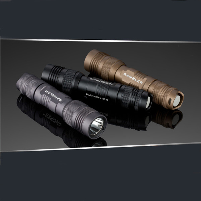 MANKER RAMBLER 960LM Cree XM - L2 U2 Rechargable Flashlight