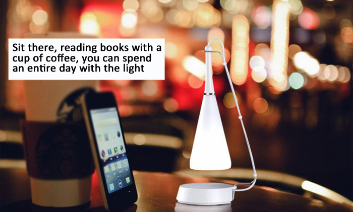Creative Usb Touch Sensor Desk Lamp Night Light With