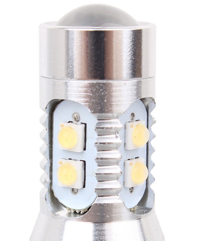 MZ T15 50W 2500Lm 6500K 10 x XT - E LED Car Fog Light Turn Signal Light With Constant Current
