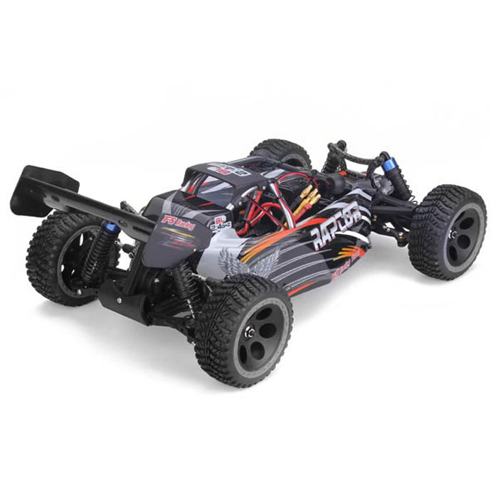 FS Racing 1/10 4WD Waterproof RC Wild Truck with Brush ESC  US Plug