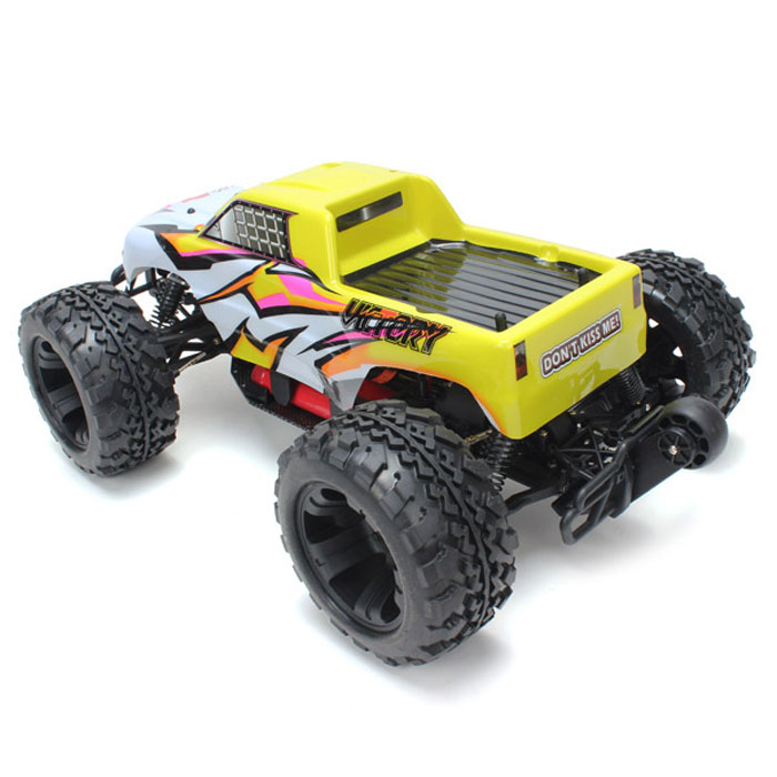 FS Racing 4WD 1/10 2.4GH Electrical Truck with 60A Brushless Motor