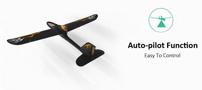 Hubsan H301S RC 5.8GHz FPV 4 Channels Brushless Motor Airplane with HD Camera and GPS Module EU Plug