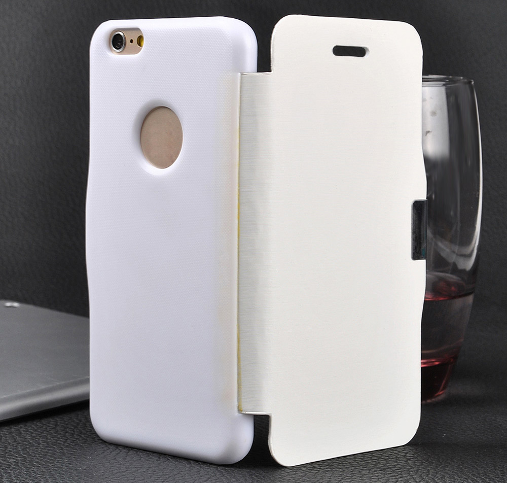 Ultra Slim Magnetic Flip Leather Case Protector for iPhone 6 Plus 6S Plus 5.5 inch