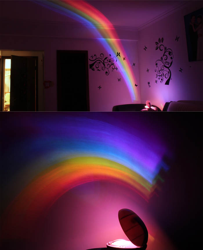 Room Decoration Projecter