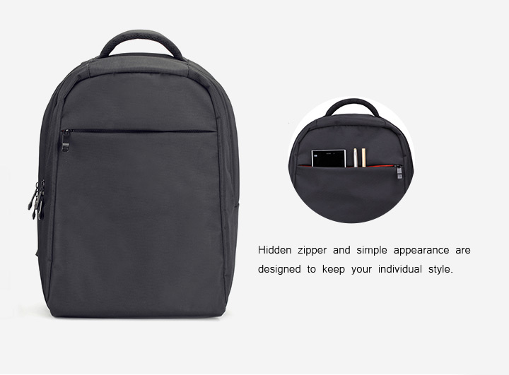XiaoMi Simple Backpack-31.76 Online Shopping| GearBest.com