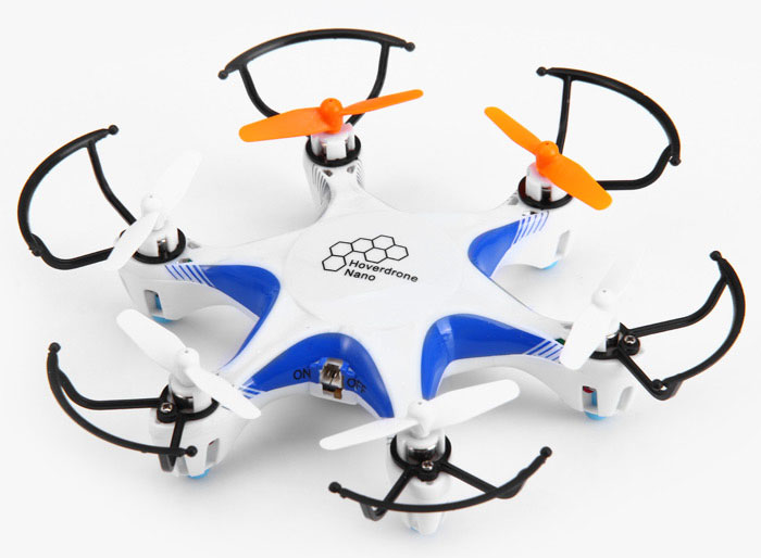 Helicute M803R Hoverdrone Nano 6 Axis Gyro 4CH 2.4G RC Hexacopter with 3D Flips Rolls for RC Enthusiasts