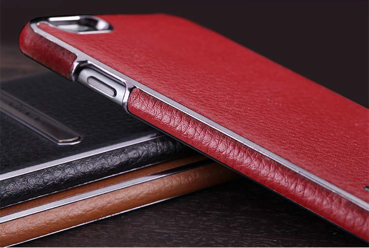 Nillkin PU Leather Phone Back Cover Case with Stand Design for iPhone 6 iPhone 6S - 4.7 inch