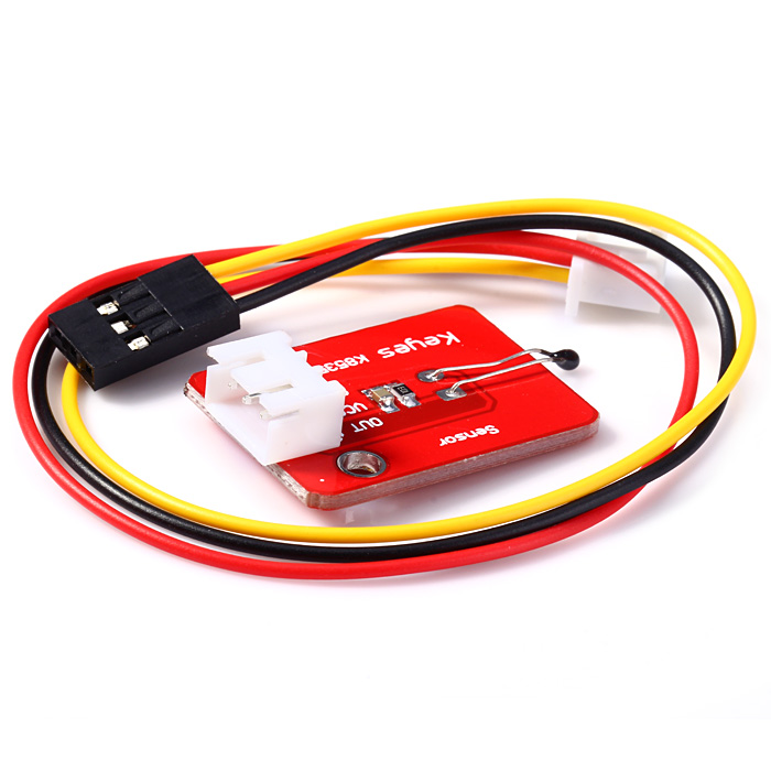 KEYES KY - 047 Temperature Sensor Module Analog 5V Adjustable with Dupont Line for Arduino DIY Projects