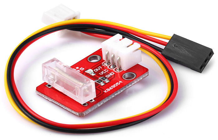 KEYES KY - 044 Knock Sensor Module Self-LED with Dupont Line for Arduino DIY Projects