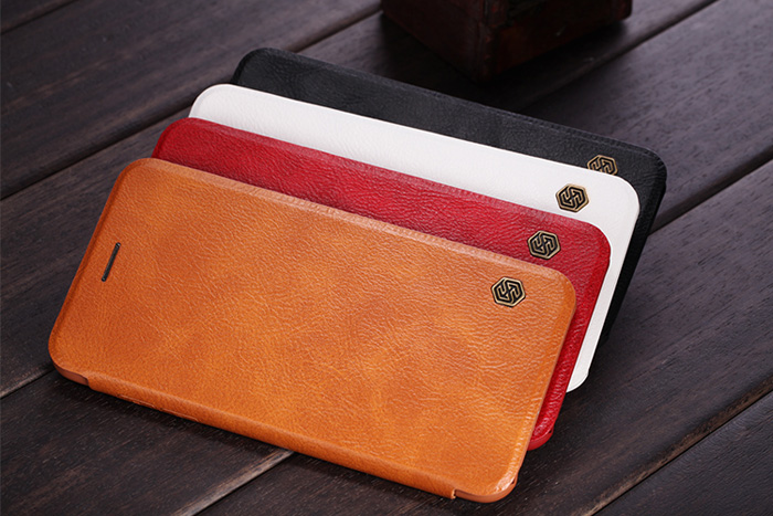 Nillkin PU and PC Material Solid Color Cover Case with Card Holder Function for iPhone 6 iPhone 6S - 4.7 inch
